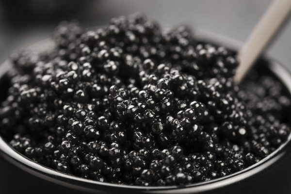 Caviar exporting and importing
