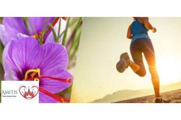 The sports benefits of saffron