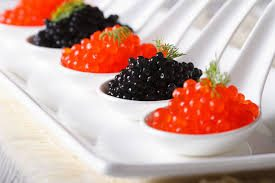 Types of caviar (features and differences)