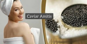 Caviar and the beauty